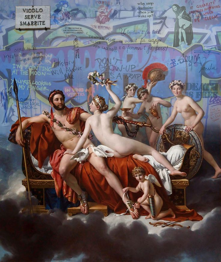 marco-battaglini-insere-du-street-art-dans-des-peintures-classiques20