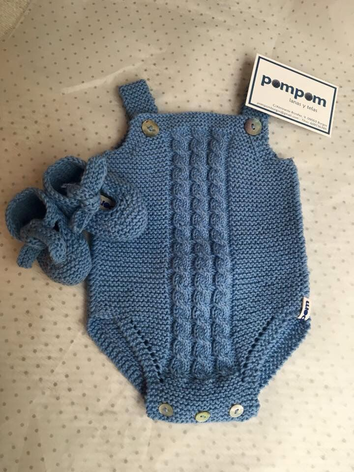 pelele azul [] #<br/> # #Baby #Knitting,<br/> # #Baby #Rompers,<br/> # #Onesies,<br/> # #Clothes,<br/> # #Work,<br/> # #Tissues<br/>
