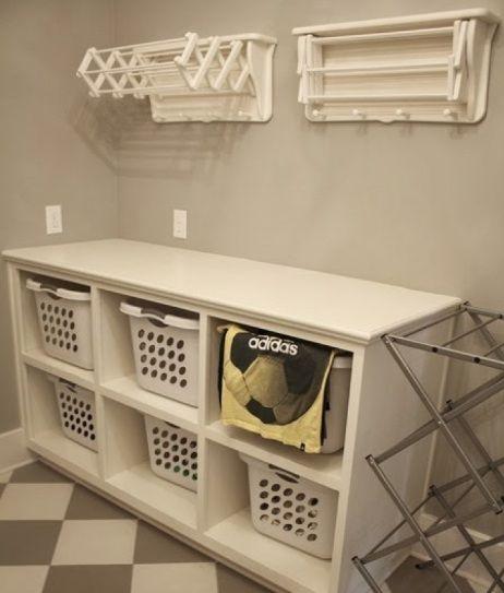 17 Best Ideas About Laundry Shelves On Pinterest Laundry
