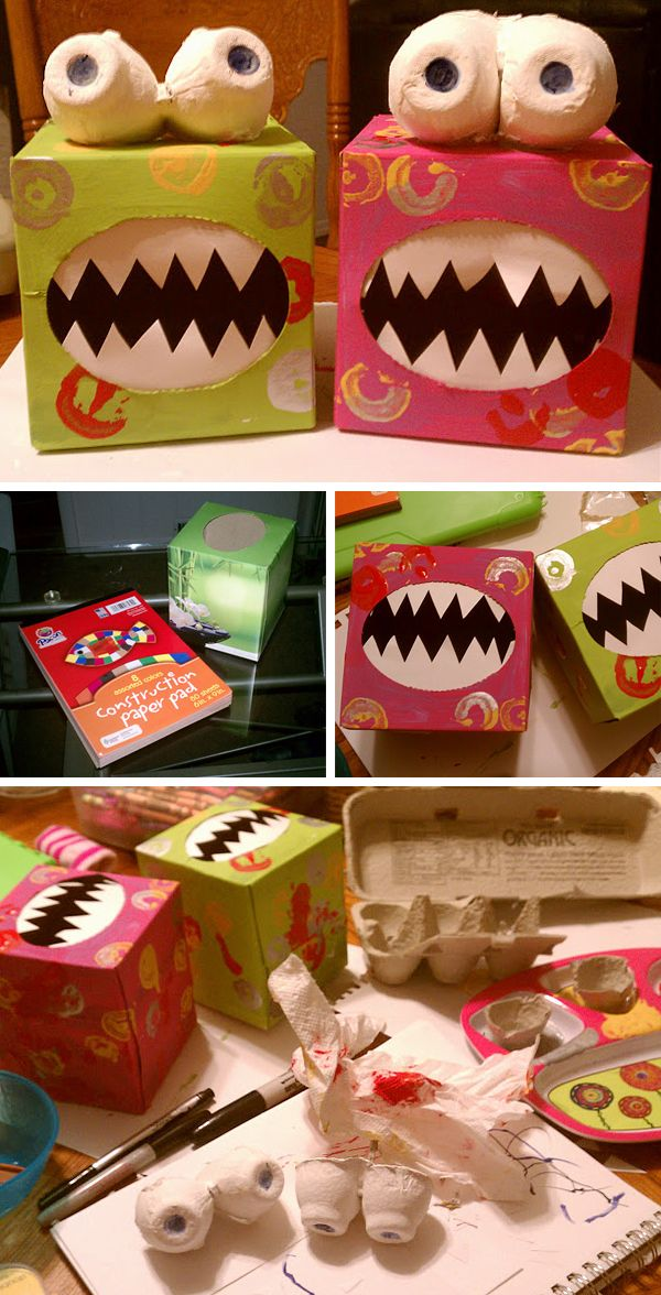 Monsters/dragons/fairy tale unit?  Valentines Day boxes??? The possibilities...
