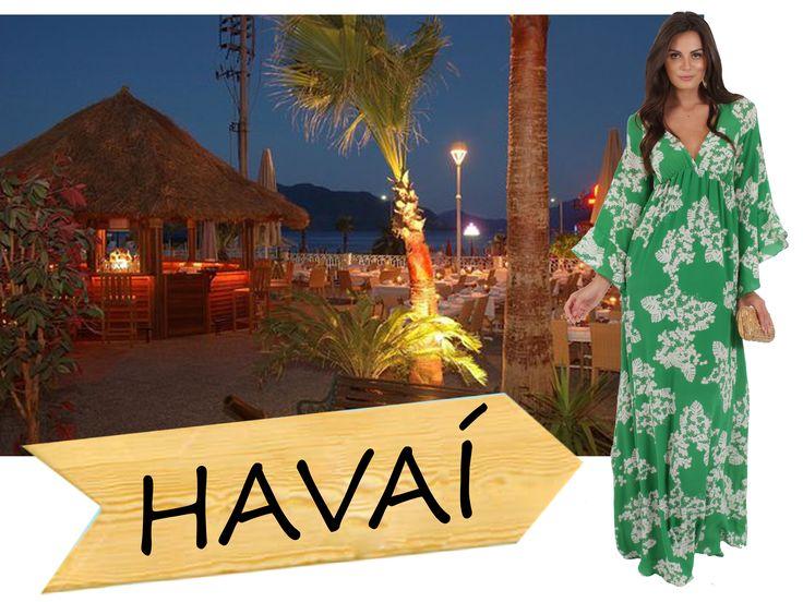 POWERLOOK - Aluguel de Vestidos Online  Para o Havaí não podemos deixar a essência das flores de fora neh ???  Vestido Leque da Ateen faz você ficar maravilhosa e literalmente no clima de férias !!  #alugueldevestidos #powerlook #vestidomadrinha #madrinha #vestidocasamento #casamento #vestidofesta #festa #lookcasamento #lookmadrinha #lookfesta #party #glamour #euvoudepowerlook  #dress  #dreams  #viagem #travel #beach #praia
