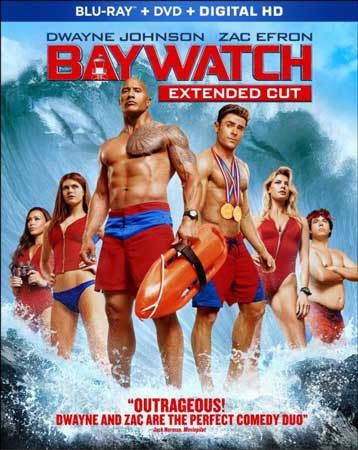 Baywatch on 4K Ultra HD Combo Pack and Blu-ray Combo Pack August 29
