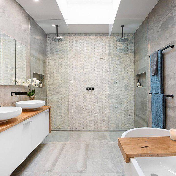 Bathroom Bliss! Amazing job @lisaandjohn #9renorumble #bathroomgoals http://ift.tt/1MqIbpy