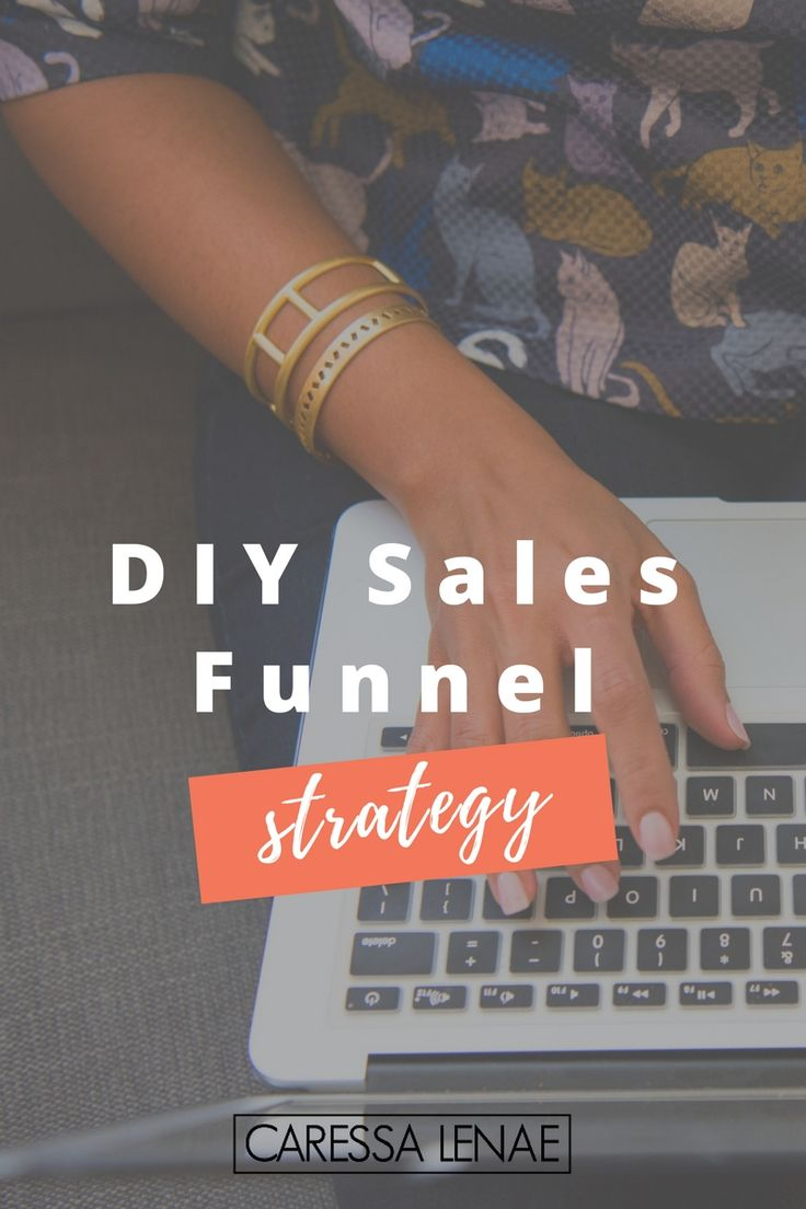 GET A STEP-BY-STEP SALES FUNNEL STRATEGY ACTION PLAN TO GUIDE YOU THROUGH DIY'ING YOUR OWN SALES FUNNEL. via @CaressaLenae | Sales Funnel + Business Strategist + Mompreneur image courtesy of wocintech.com