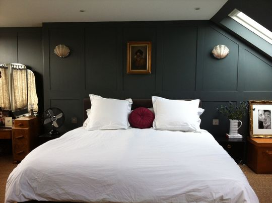 Natalie's Cool & Crisp Bedroom My Bedroom Retreat Contest   Apartment Therapy