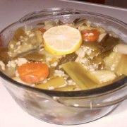 Yemeğim isimli Mutfağımızdan Portakallı Zeytinyağlı Pırasa