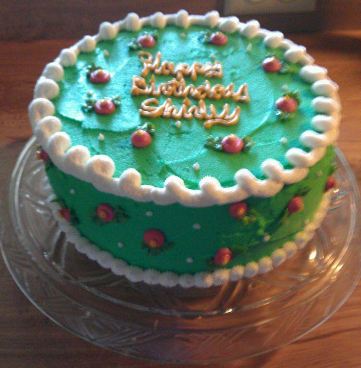 Chrissy Birthday Cake