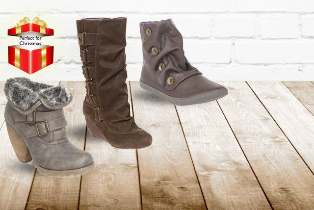 £50 Shoe or Boot Voucher