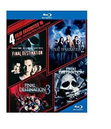 Various - Final Destination Collection: 4 Film Favorites ( Final Destination Collection 1 / Final Destination Collection 2 / Final Destination Collection 3 /Final Destination Collection 4)