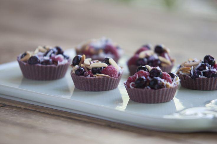 Coconut Berryliscious Bites. #vegan #sugarfree #dairyfree #coconutoil #thermomix #tenina #teninaholder #cookingwithtenina #newbook #available now
