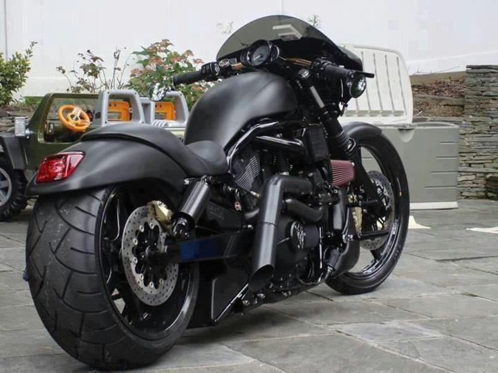 turbo charged night rod custom bikes pinterest. Black Bedroom Furniture Sets. Home Design Ideas