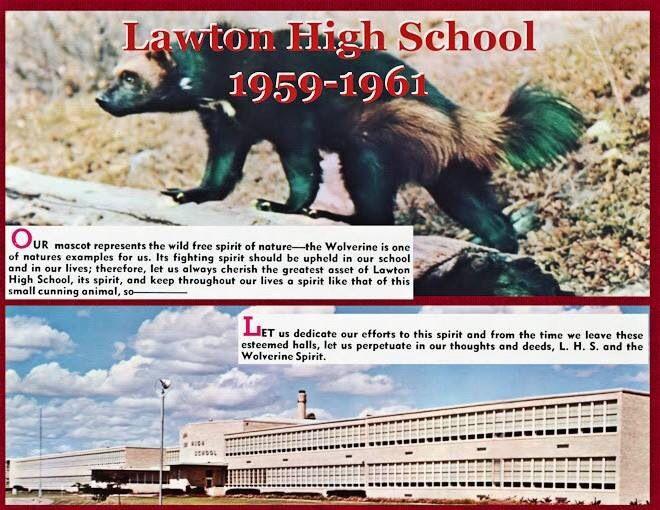 Lhs lawton high school lawton oklahoma school mascot pic of lawton