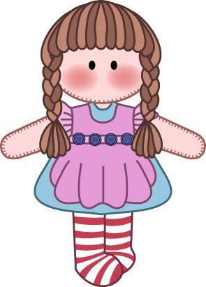 Fairies, Dolls, Doll Clipart, Ragdoll, Doll craft, Flowers, Teapots