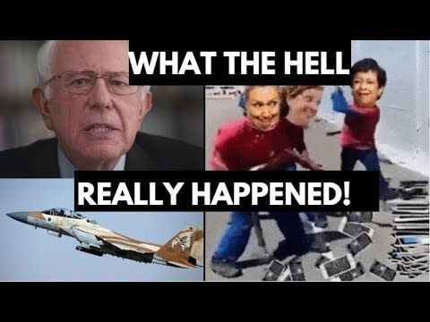 Insane Global Conflicts, Unknown Projectiles, Shadow Funding, and Bernie...Jun 25, 2017  In this video, Luke Rudkowski of WeAreChange gives you a weekly wrap up on the latest breaking news. We go over the Donald Trumps latest controversial comments, Bernie Sanders under FBI investigation, global events, more CIA WikiLeaks revelations and a lot more.
