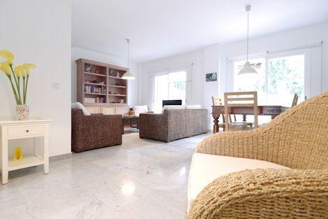 Beautiful living room in #Marbella