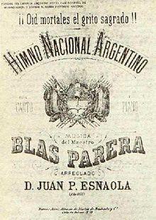 """░ 11 de Mayo, """"Dia del Himno Nacional Argentino"""".   -lbk-"""