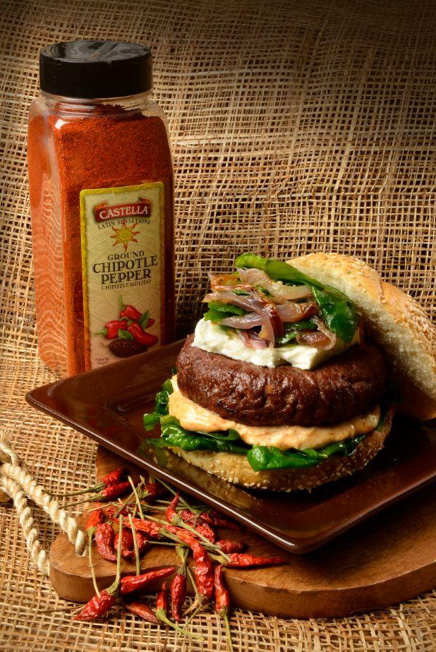 Chipotle Burger - Castella Imports