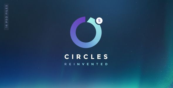 Circles 5 | Mutil-Concept Creative PSD Template. Full view: https://themeforest.net/item/circles-5-mutilconcept-creative-psd-template/16794020?ref=thanhdesign