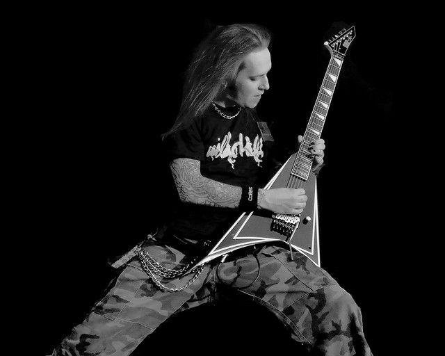 Alexi Laiho Children of Bodom metaldescent.com/extreme-metal