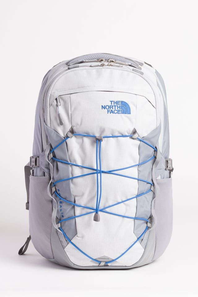 5693408b2 The North Face Borealis Backpack - High Rise Grey Light Heather/Mid ...