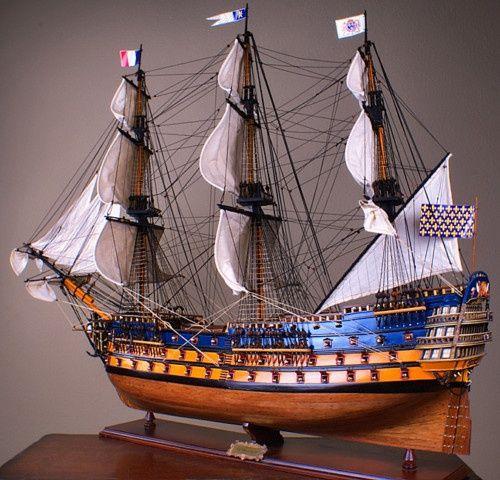 Modelos de barcos