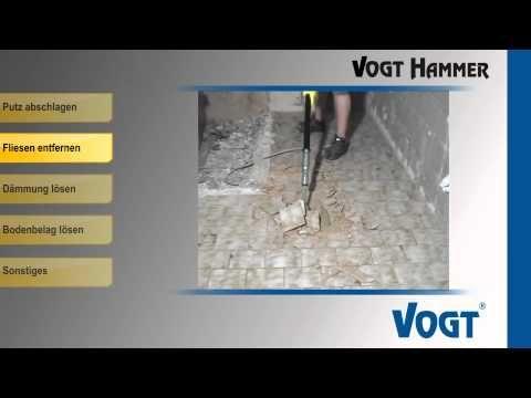 Vogt Hammer Fliesen Entfernen Youtube Fliesen Entfernen Neues Badezimmer Badezimmerfliesen