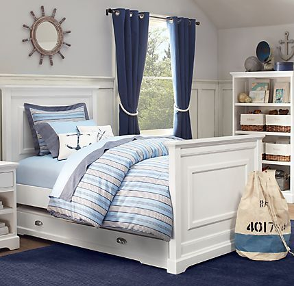 Nautical kids room
