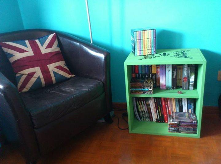 #room #books #London