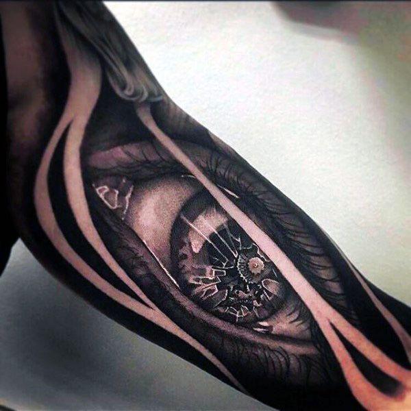Tattoo Ideas Eyes: Best 25+ Eye Tattoos Ideas On Pinterest