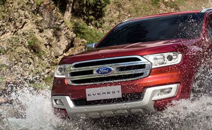 Bảng Gia Cho Thue Xe Ford Everest Bảng Gia Thue Xe Theo Thang