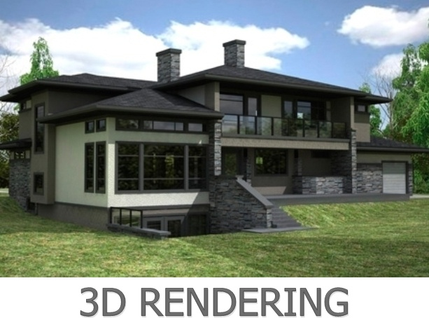 CAD 3D Rendering Services