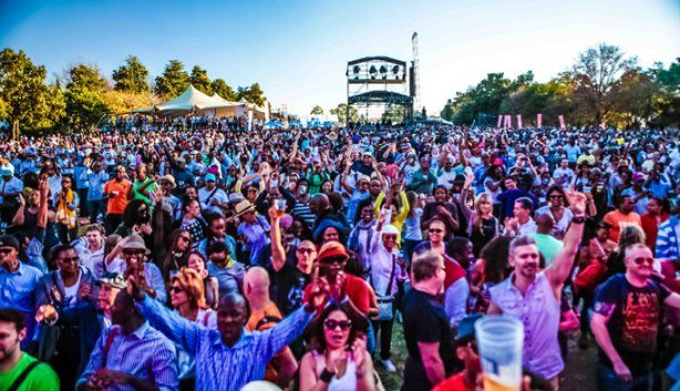 DSTV Delicious international food and music festival - 28.12.2014