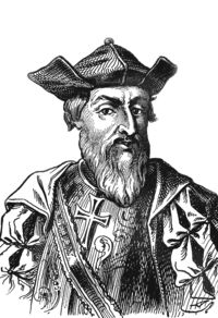 Vasco Da Gama a Portuguese explorer. He was the first explorer to reach India by…