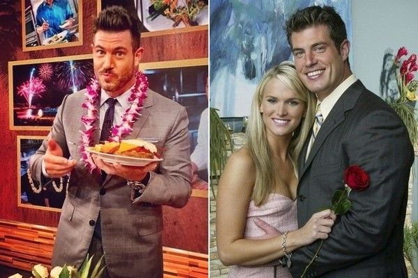 Jesse Palmer and Jessica Bowlin - Where Are They Now: 'The Bachelor' & 'The Bachelorette' Couples - Photos