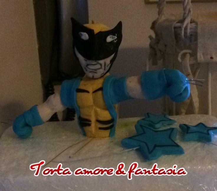 Wolverine di tortaamore&fantasia  Pattygianluca fb