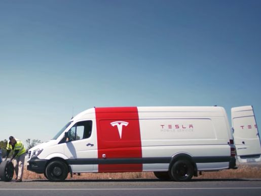 Tesla jumps after expanding its nationwide service capacity (TSLA) - Tesla shares are jumping after the company announcedit was buying a bunch of vans.  More specifically,Tesla announced that it was expanding its service capacity by hiring 1,400 technicians,adding 100 new service centers and, yes, adding 350 service vans to its fleet.  All these additions are aimed at providing better and faster service for Tesla owners, a crucial move ahead of the launch of the Model 3.  The Model 3 is…