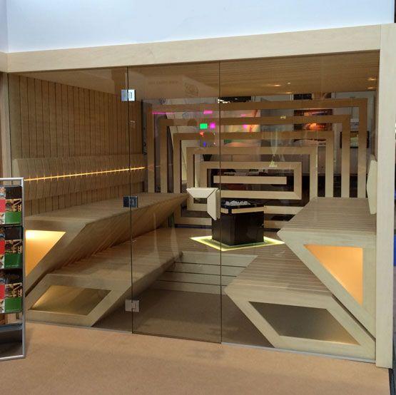 SAUNA FINLANDESE - Hydrius Sauna
