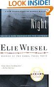Night (Night) Elie Wiesel (Author, Preface), Marion Wiesel (Translator)  (2460)1949 used & new from $  0.01(Visit the Best Sellers in Books list for authoritative information on this product's current rank.) Amazon.com: Best Sellers in Books...