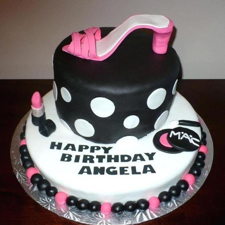 Happy birthday angela sister birthday cake funny