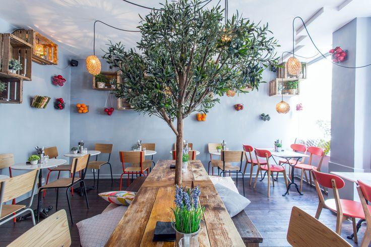 La Mangerie restaurant brunch - Marais - Paris-009