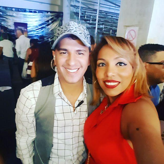 La Chica del Yoyo Rojo: EXPO MODA 2017 GABRIEL BECERRA