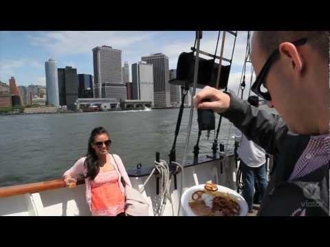 Winetasting Boat Tour New York City