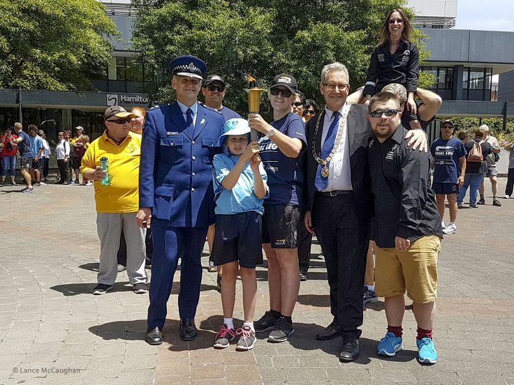https://flic.kr/p/NjLMRj | Mayor Welcomes 2016 Special Olympics