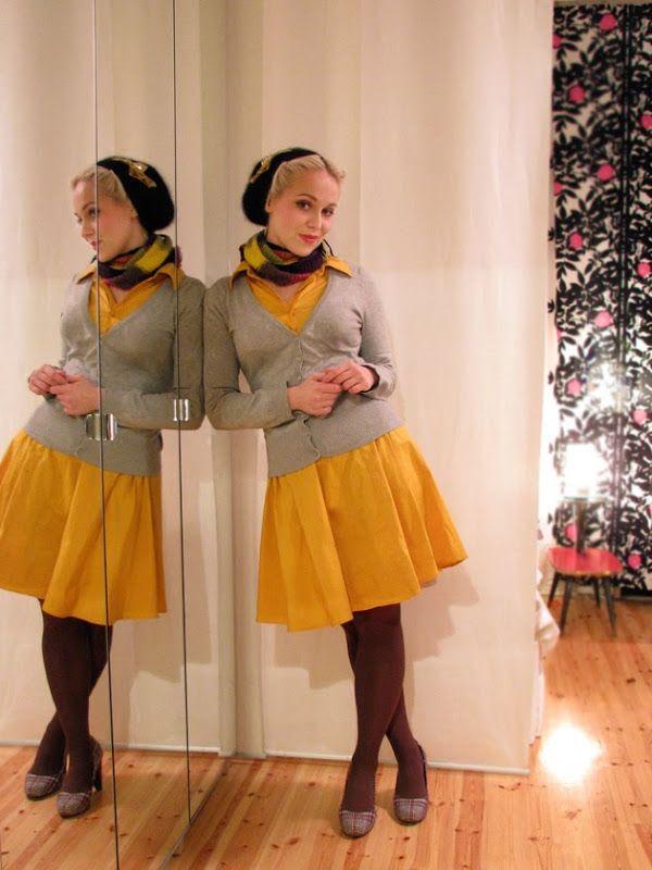 The Freelancer's Fashionblog: outfits