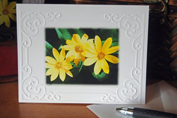Check out this item in my Etsy shop https://www.etsy.com/listing/191878457/embossed-425x55-yellow-flowers-photo