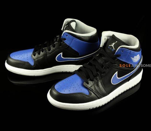 Air Jordan I Mid Orlando Magic