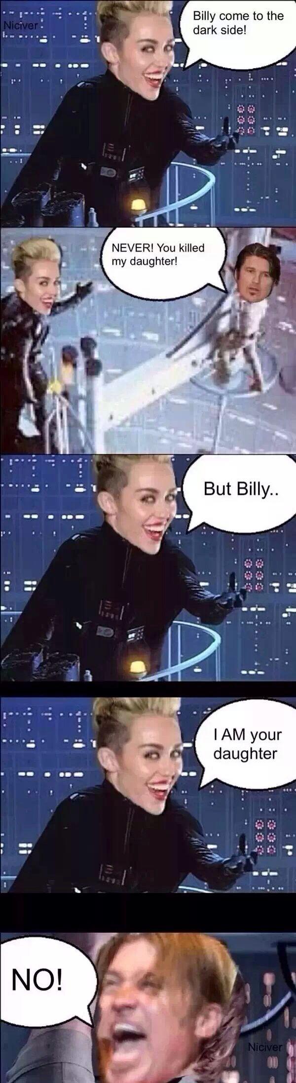 I laughed so hard !