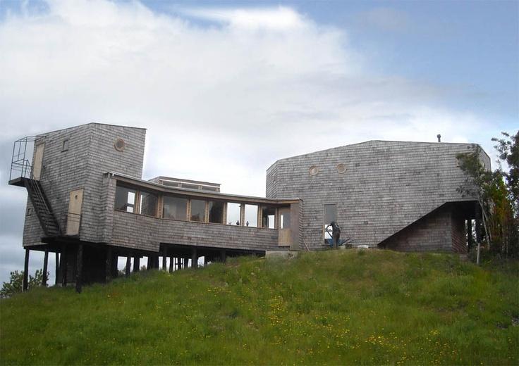 Koñimo House, Chiloé, Chile / E. Ortuzar + T. Gebauer