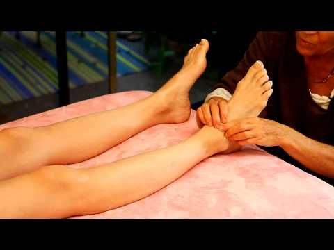 Friend Us @ http://www.facebook.com/psychetruth     HD Foot Massage, How to, Feet Techniques; Relaxing Spa Therapy Athena Jezik Psychetruth ASMR    Referenced Videos:    Lymph Drainage Breast Massage Therapy Technique How To, Athena Jezik Psychetruth  http://www.youtube.com/watch?v=Gr0kqKFMfww=PLvP8YsX0ebXZP98Jc0quhx08s7Lj9hdpn    HD Sitting Chair M...
