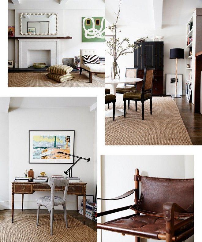 Inside Celebrity Homes: Fashion Designer Peter Som New York Apartment |  #celebrityhomes #celebritynews